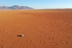 Fairy circles, NamibRand Nature Reserve