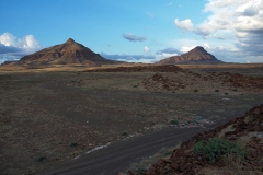Between Desolation Valley and Doros Crater, Damaraland